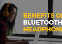 Benefits of Bluetooth Headphones