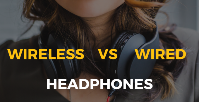 Wireless Vs Wired Headphones Which Is Better Aeiou Tech