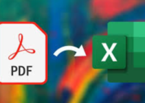 3 Quick Steps To Convert Excel Files to PDF Online For Free