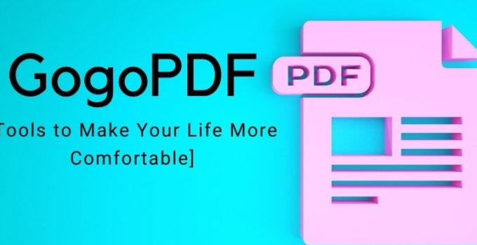 Delete Pages From PDF Conveniently With GogoPDF