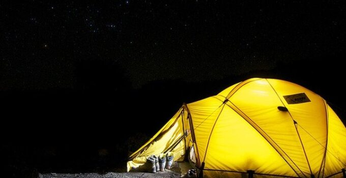 Ways To Relax While Camping