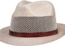 Need a New Style Statement? Then, Get the Classic American Tuscany Straw Fedora Hats!