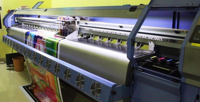 How Flex Signage Printing Machines Are Used