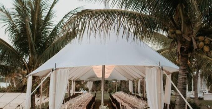 Perfect Way To Create Some Eye-Catching Custom Tents