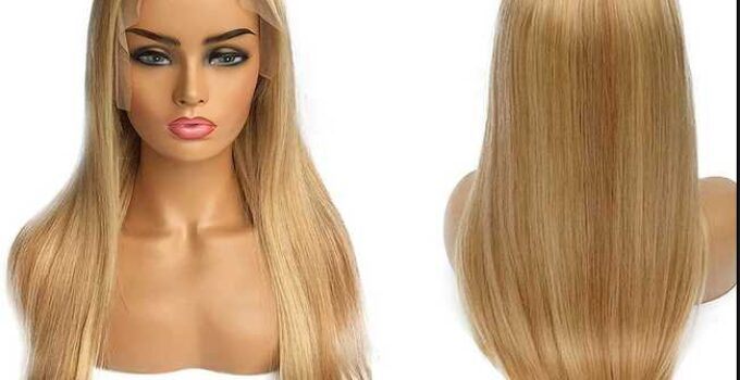 How To Go Unblemished With Blonde Human Hair Wigs